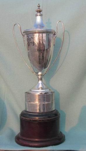 Photo of mixed Varsity Trophy