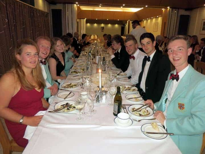 Photo of OCSS Dinner for O&CSS admin